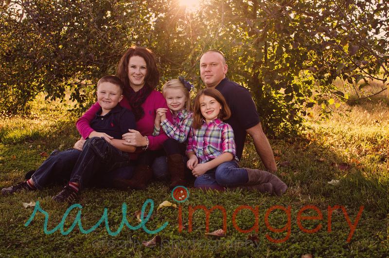 Winchester, VA family photos